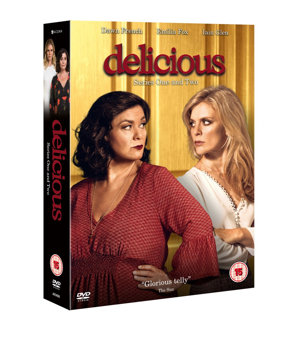 Delicious: Series One And Two Box Set