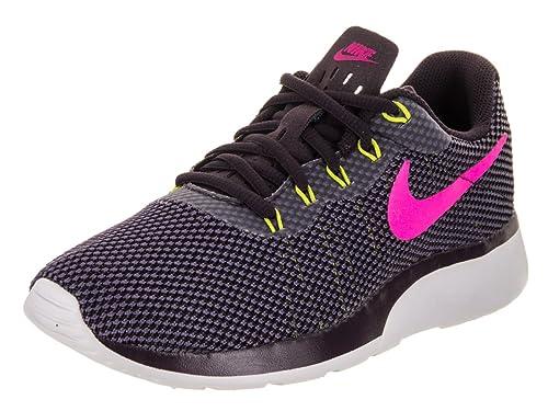 reputable site e21c2 c4243 Nike Zapatillas Wmns Tanjun Racer Port Wine/Deadly Pink Bright C, Scarpe da  Fitness Unisex - Adulto: Amazon.it: Scarpe e borse