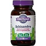 Oregon's Wild Harvest Schisandra Organic Herbal Supplement, 90 Count (706195004624)