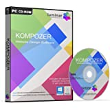 Kompozer - Web Design Software - Create your own amazing website! - BOXED AS SHOWN