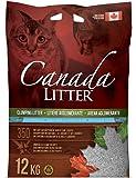 Litière agglomérante pour chat Canada Litter