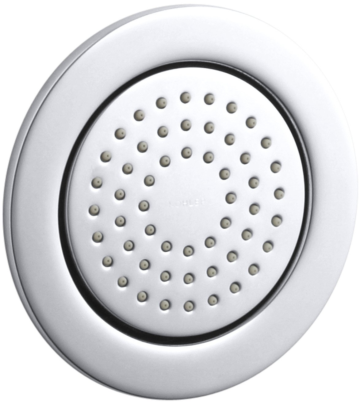 KOHLER K-8014-CP WaterTile Round 54-Nozzle Body Spray, Polished Chrome by Kohler (Image #1)