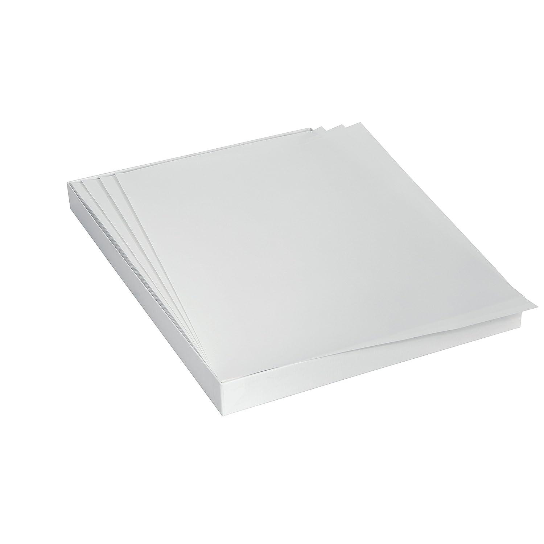 Sigel TP411 Thermopapier Premium, 76 g, DIN A4, 250 Blatt, fü r alle Brother Drucker der PJ-Serie