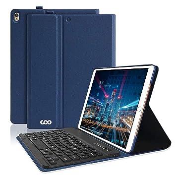 Amazon.com: Funda con teclado para iPad Pro 10.5: Computers ...