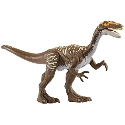 Mattel Jurassic World Attack Pack Ornitholestes: Toys & Games