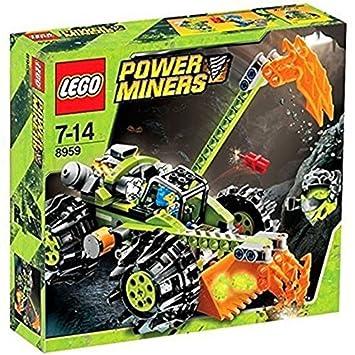 LEGO Power Miners 8959: Amazon.es: Juguetes y juegos