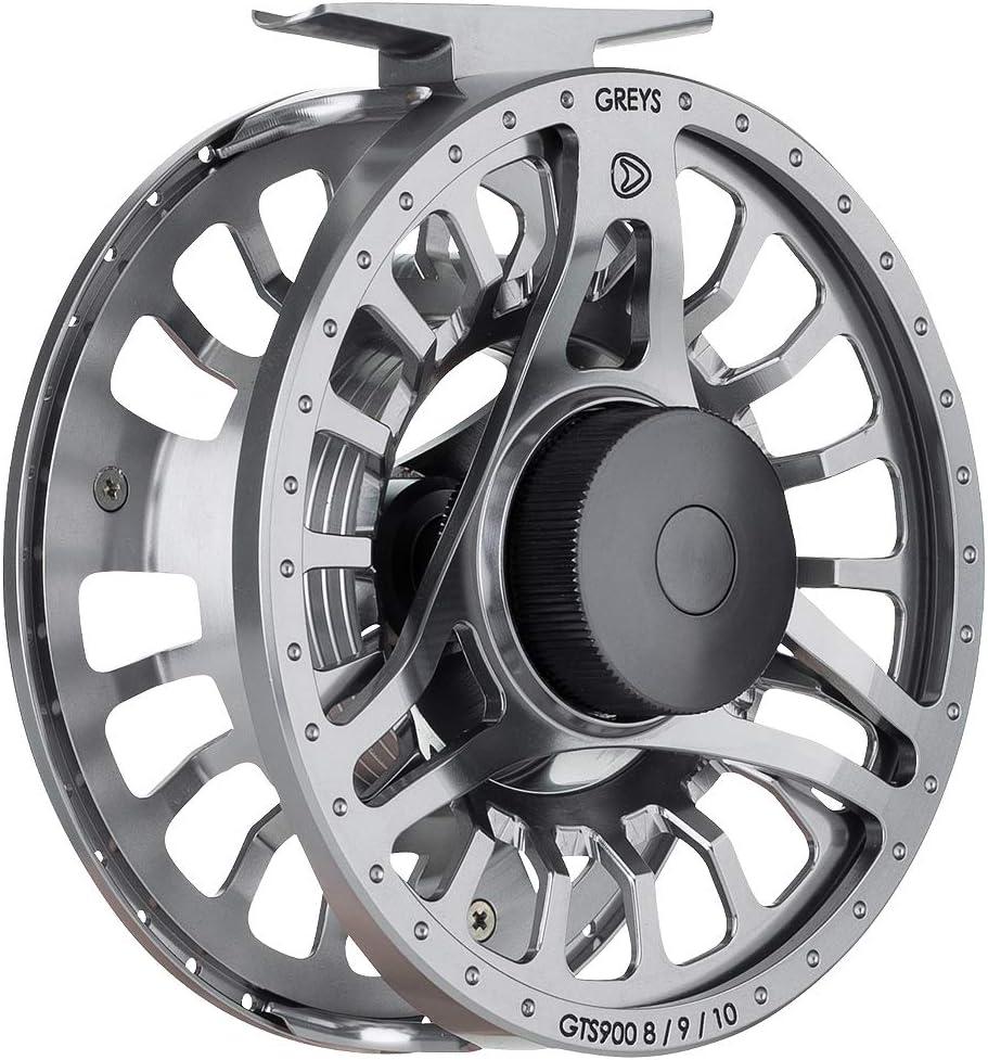 Greys GTS900 #2//3//4 Fly Reel Néoprène Pochette Pêche à