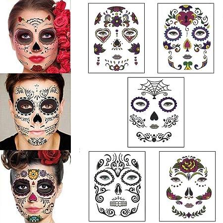 Dorical Pegatinas de Tatuaje de Moda para Hombres y Mujeres del ...