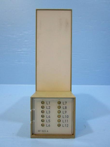 Honeywell XF 523A Digital input PLC Module XF523A In XF523 A 24 V DC