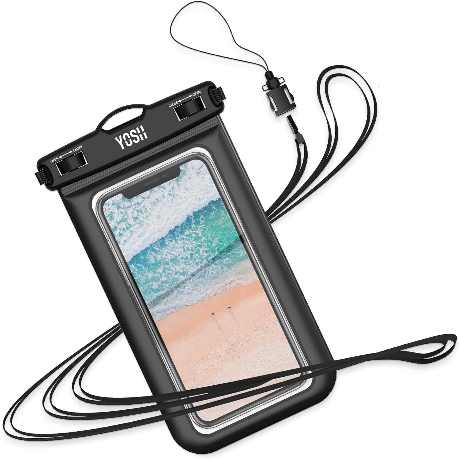 YOSH IPX8 Waterproof Phone Case for Travel