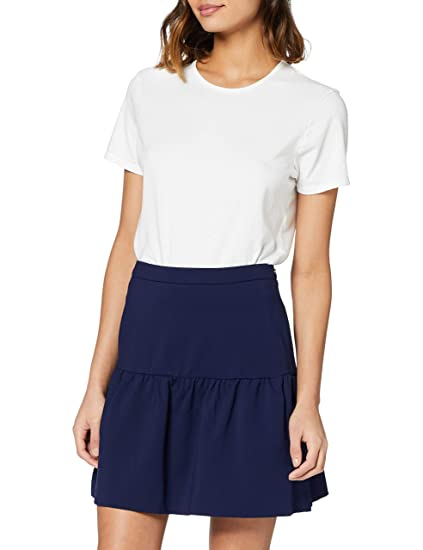 Tommy Hilfiger Imogen Short Skirt, Polo para Mujer: Amazon.es ...