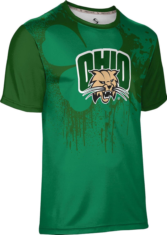 Clover ProSphere Ohio University St Patricks Day Boys Performance T-Shirt