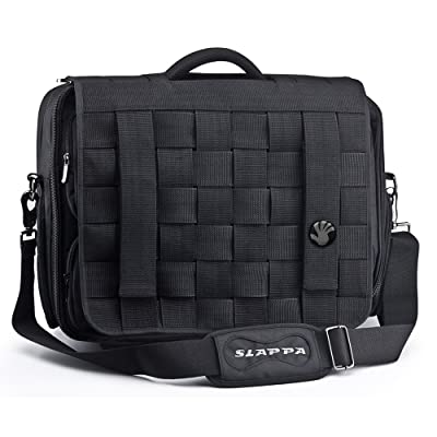 80%OFF Slappa Kiken 16-Inch Jedi Mind Trix Custom Build Laptop Shoulder Bag (SL-SB-104-16-03)