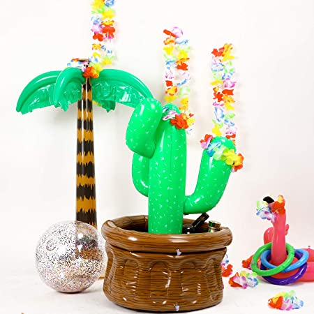 Amazon.com: Enfriador inflable de palmera para cactus: Toys ...