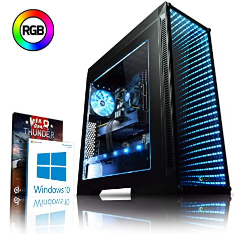 VIBOX Killstreak GL7TX-129 Gaming PC Ordenador de sobremesa ...