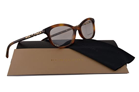 a0c8fba528e Image Unavailable. Image not available for. Color  Burberry BE2231  Eyeglasses 52-18-140 Light Havana 3316 BE 2231