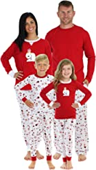 Sleepyheads Penguin and Polar Bear Family Matching Pajama Set