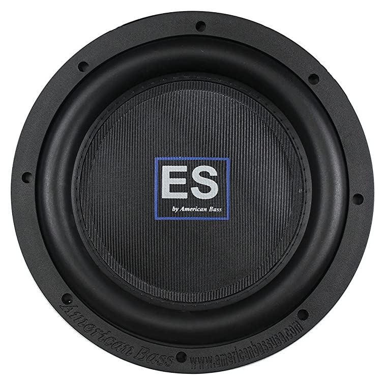 "Subwoofer American Bass 10/"" 900W Audio Speaker Dual 4Ohm Voice Coil 150oz Magnet"