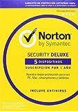 Norton - NORTON SECURITY DELUXE 5LIC