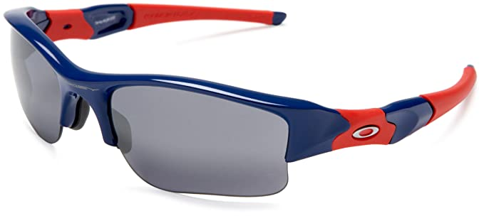897c66cf4e Amazon.com  Oakley Men s Flak Jacket XLJ Chicago Cubs Sunglasses ...