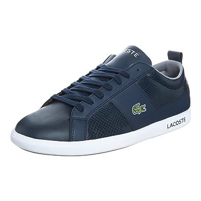 13a2609481 Lacoste OBSERVE CA SPM, Baskets pour homme Bleu Blau / Grau - Bleu - Blau
