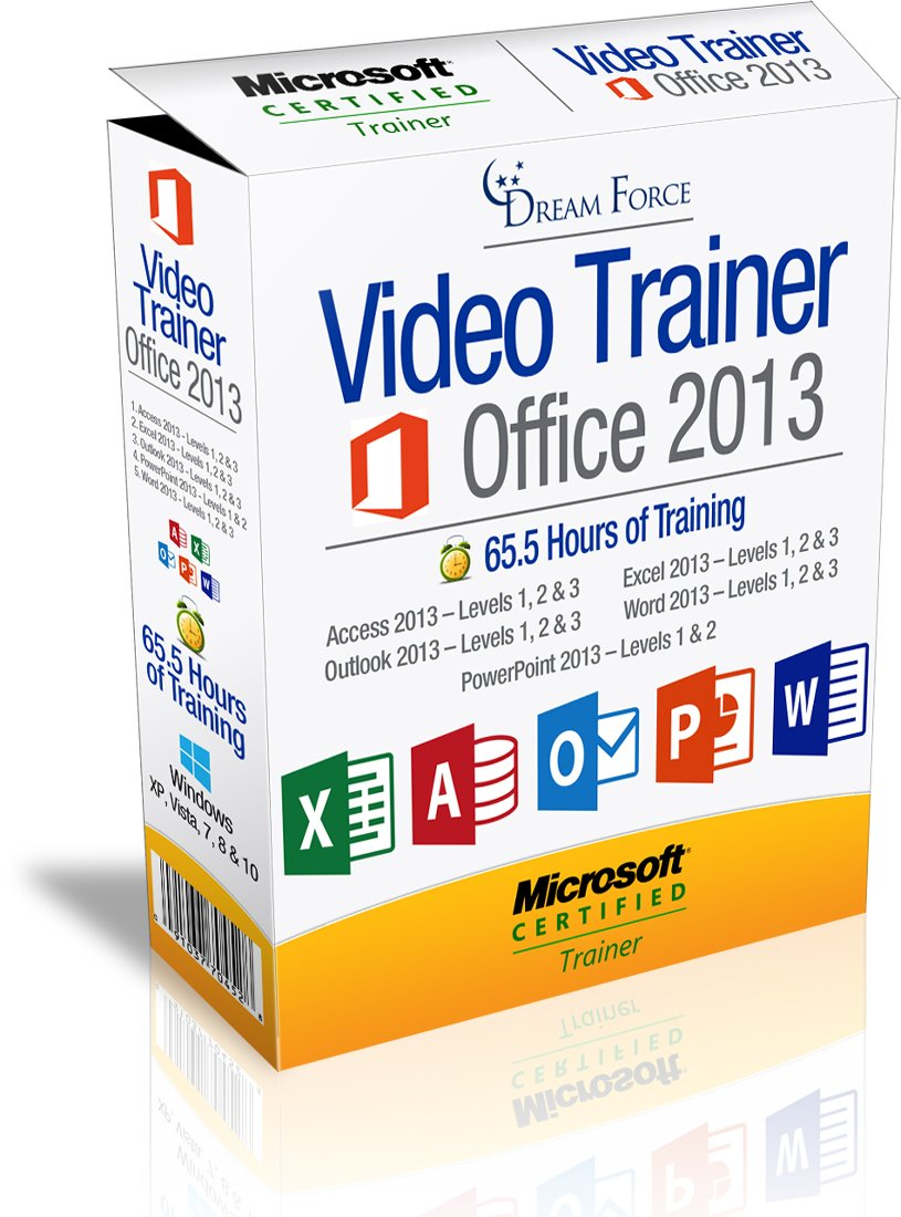 Amazon Office 2013 Training Videos 655 Hours Of Office 2013