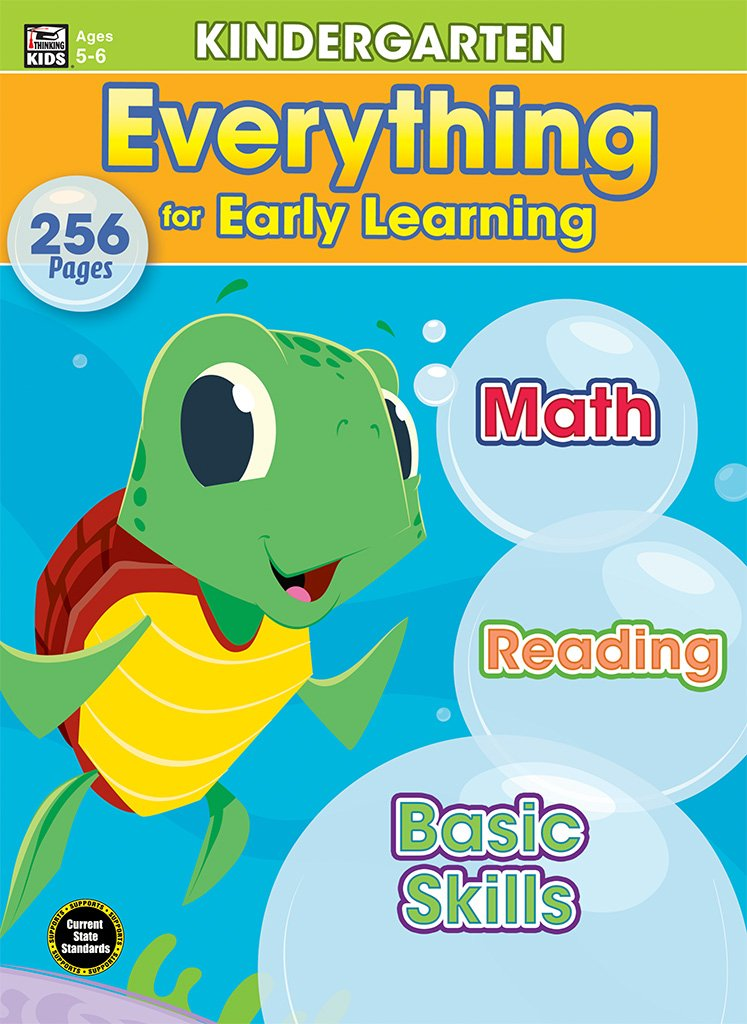 Everything for Early Learning, Grade K pdf