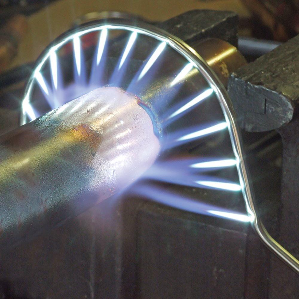 MTF-17 17 Flame Brazing Tip Uniweld