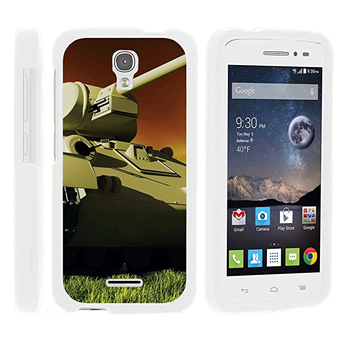 TurtleArmor - Carcasa para Alcatel One Touch Pop Astro ...