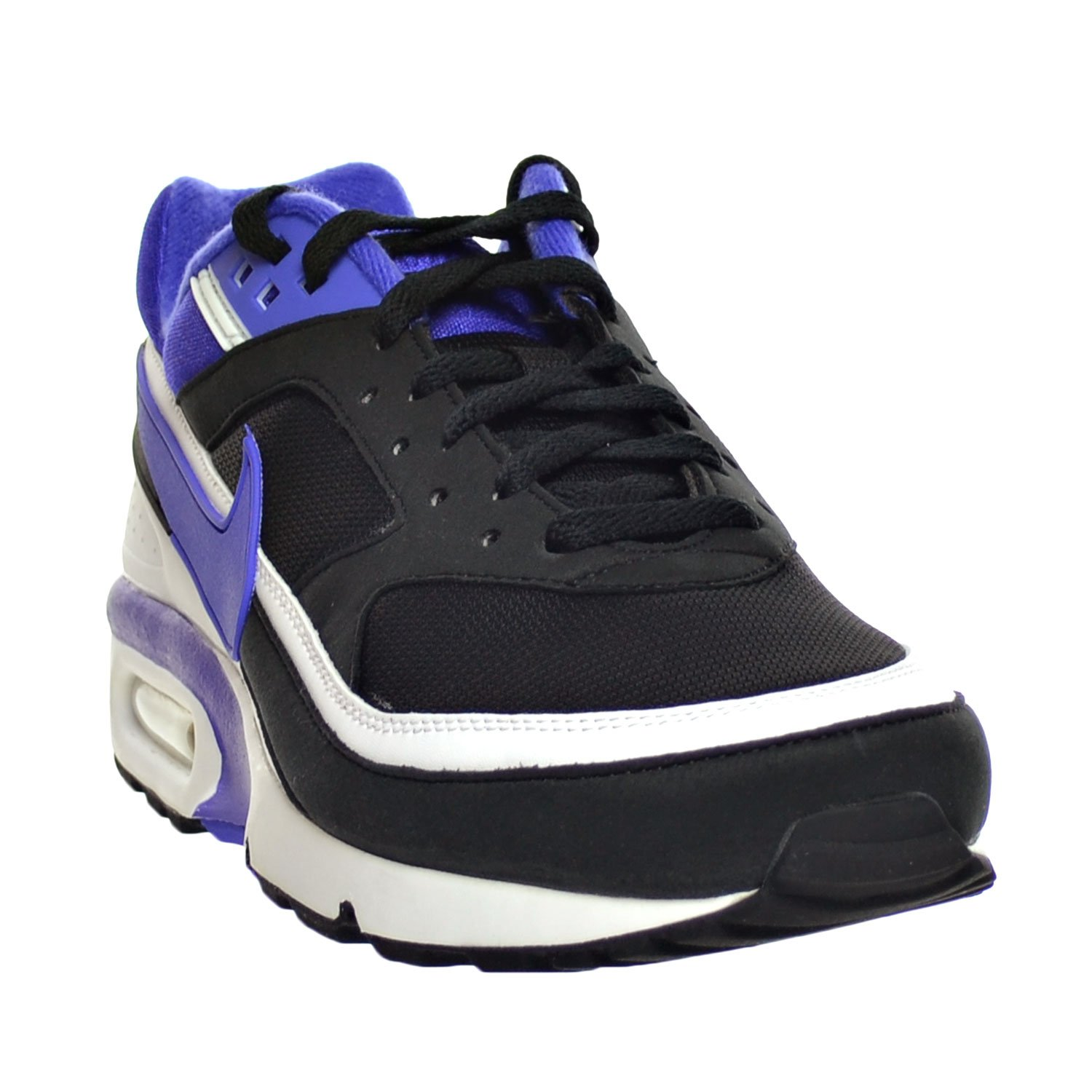 96c725bfd0063 Nike Air Max BW OG Men's Shoes Black/Persian Violet/White 819522-051