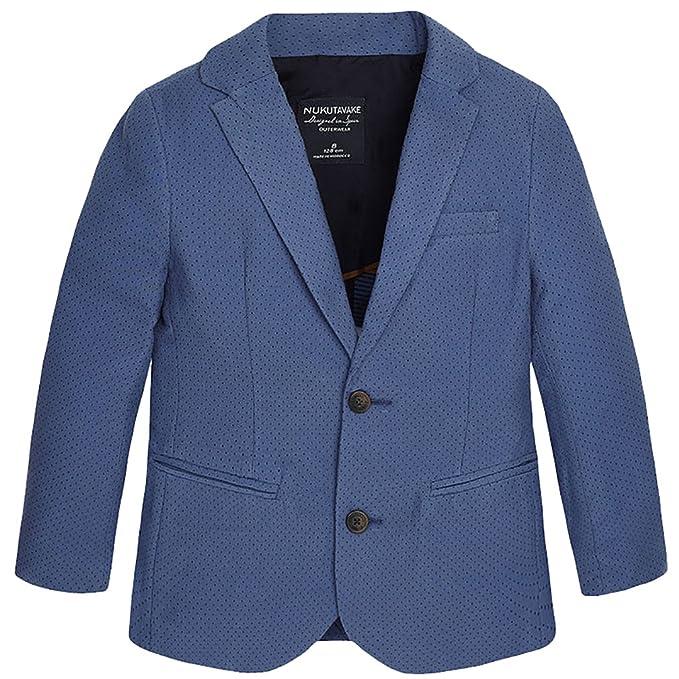 Mayoral Chaqueta - para niño Multicolor azul (bluette)