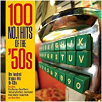 100 NO.1 HITS OF THE 50'S