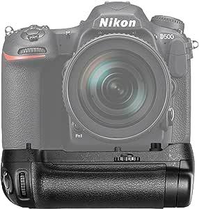 Multi-power EN-EL15 Batería Grip Soporte para Cámara Nikon D7100 D7200 MB-D15 como