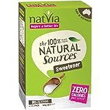 NATIVA Stevia Sweetener 80 Sticks, 160 GR