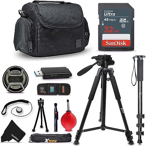 Sony Kit de accesorios Ultimate de cámara para Sony Alpha a7 A7S ...