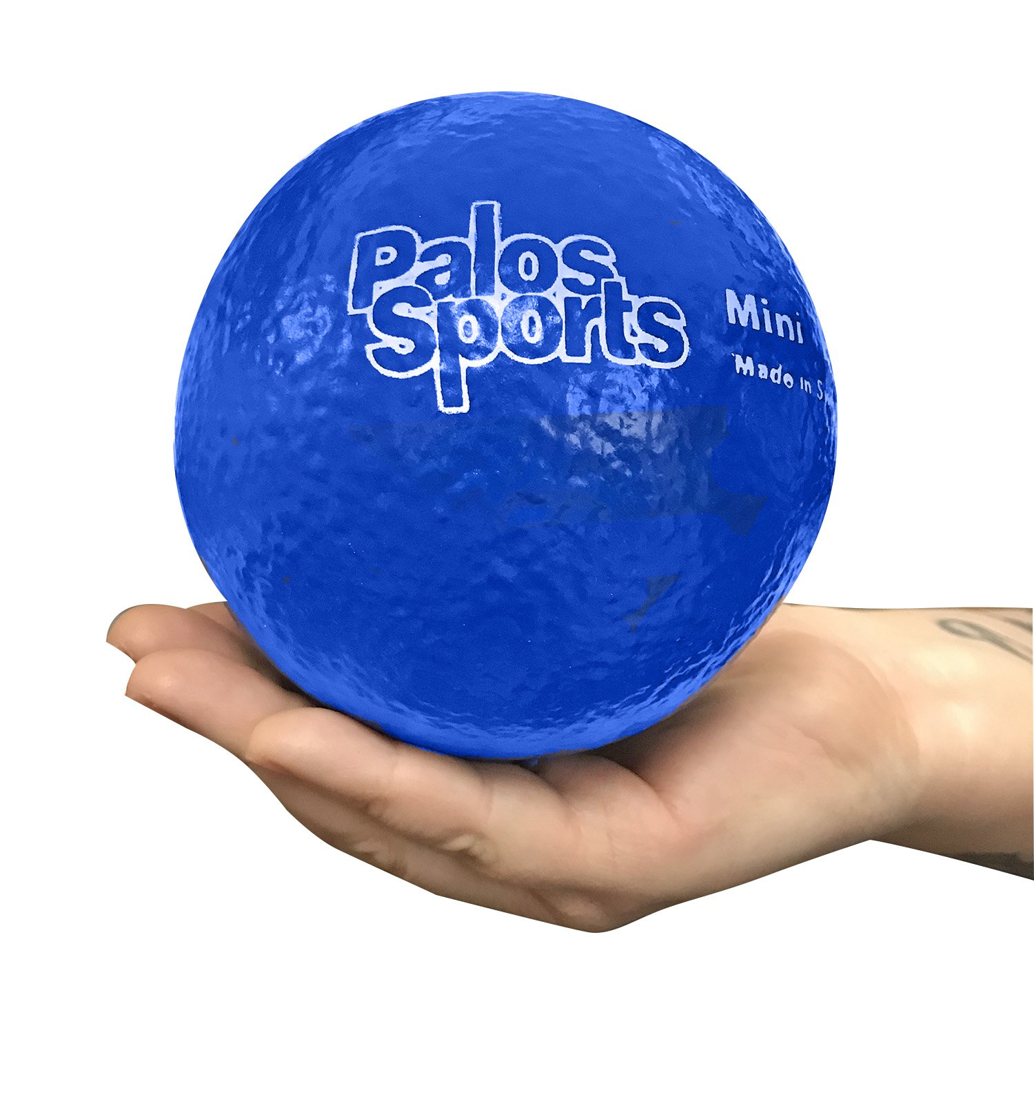 "Palos Sports 4.3"" Mini ""TuffSKIN"" Foam Balls Set of 6 by Palos Sports"