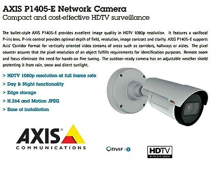 AXIS P1405-E NETWORK CAMERA WINDOWS 7 X64 TREIBER