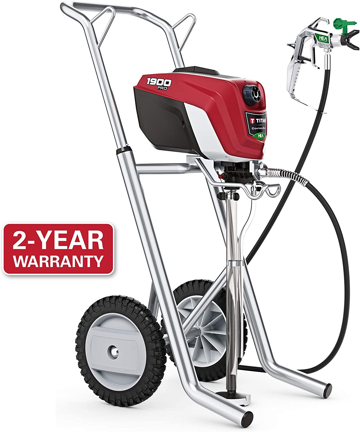 Titan ControlMax 1900 PRO Commercial Airless Paint Sprayer