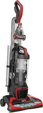Dirt Devil Endura Max XL Upright Vacuum Cleaner, Bagless, Lightweight, Red,