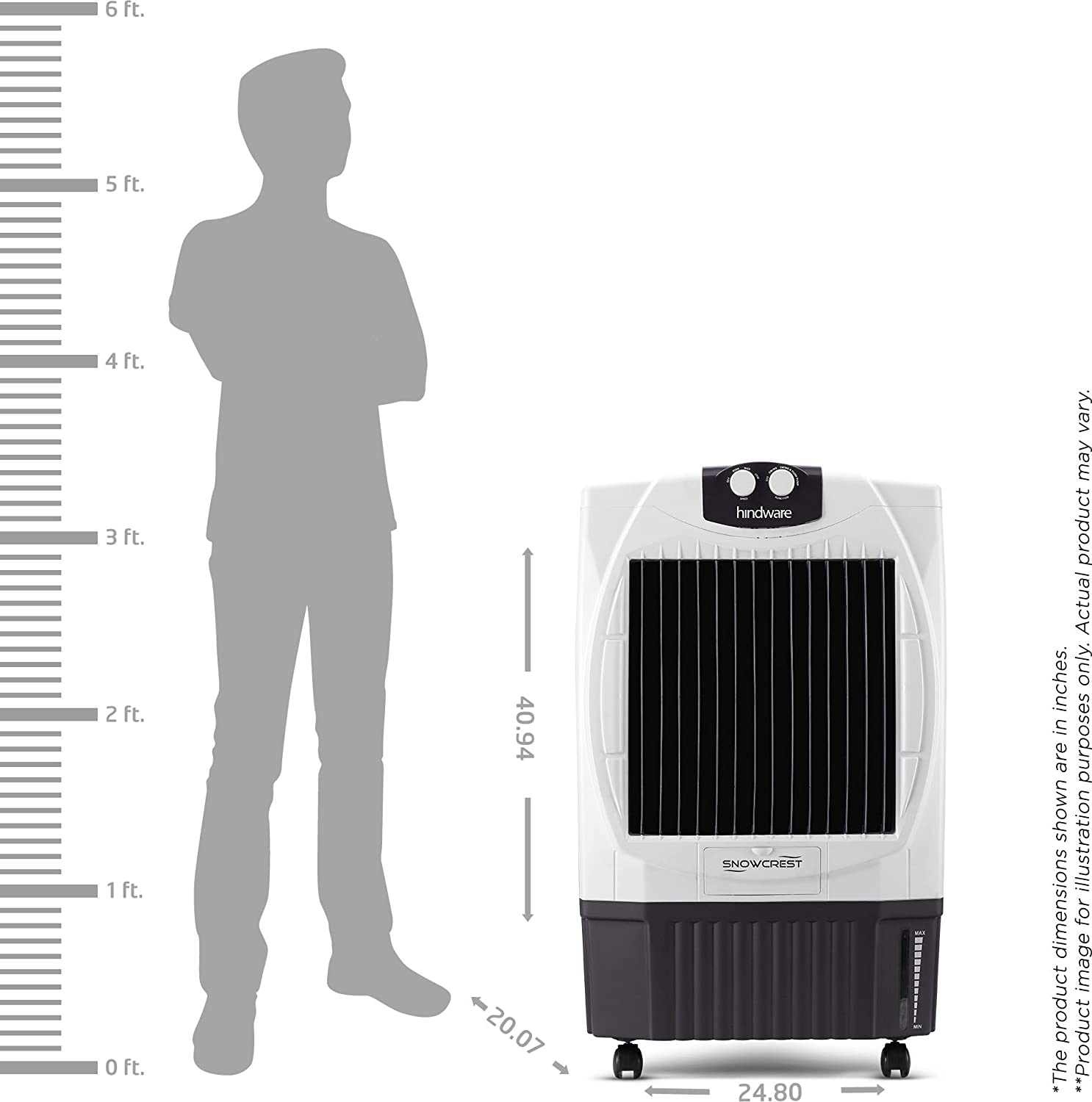 Hindware 190 snowcrest 50 w desert cd 165001wbr 50 litre air cooler hindware 190 snowcrest 50 w desert cd 165001wbr 50 litre air cooler brown amazon home kitchen fandeluxe