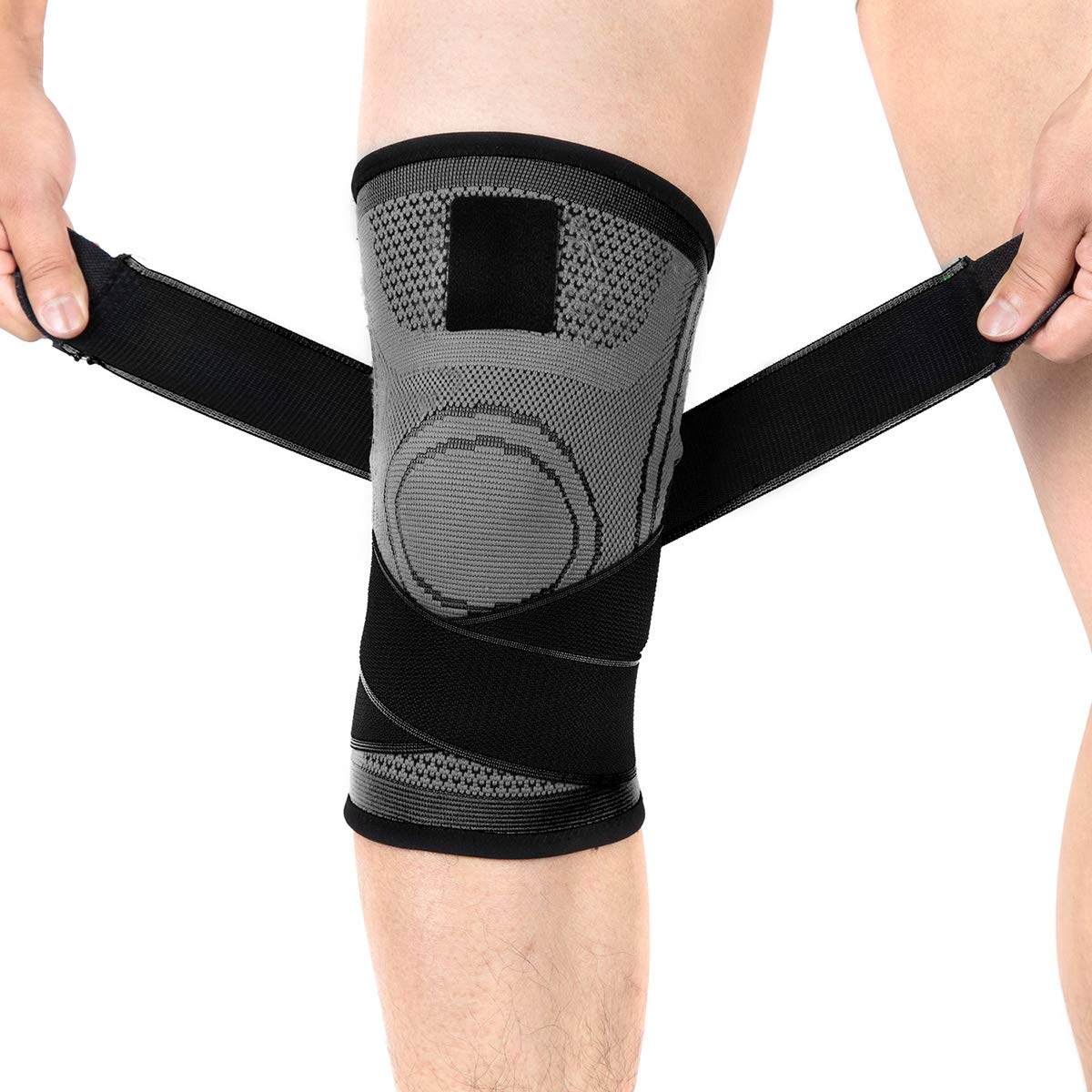 Knee Support Professional Protective Sports Knee Pad Breathable Bandage Knee Brace Basketball Tennis Cycling Artynes