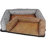 Esterilla de refrigeración para mascotas, perros y gatos, para colocar en verano en camas,…