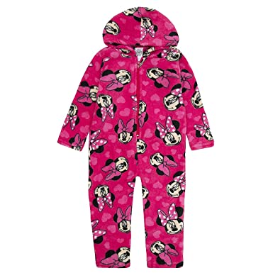 1f6fd2b1b452 DISNEY Mickey Mouse Minnie Mouse Onesie Kids Childrens Supersoft ...