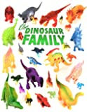 Toy Dinosaurs - Educational Set Of 24 Large & Mini Plastic Realistic Figures & Playset - T-rex Spinosaurus Triceratops &more - Fun Game Kids Boys & Girls Age 3 + Years Old For Party Birthday Supplies