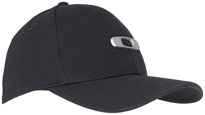 Amazon.com  Oakley Mens Metal Gas Can Cap 2.0 Hat  Clothing bc0654ef9fd9