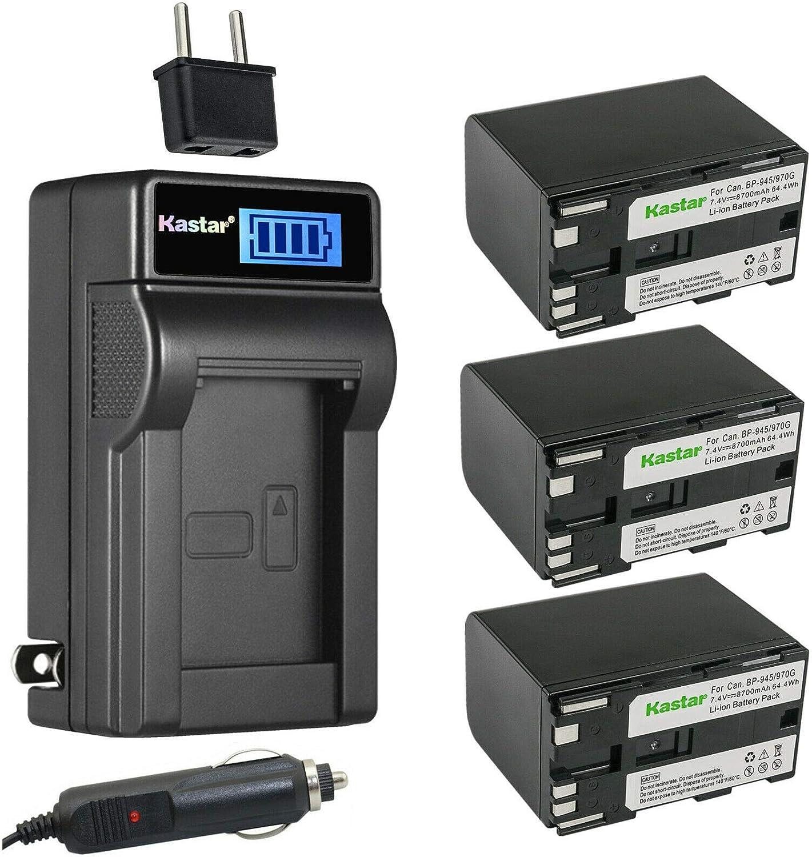 Xf105 X Xf300 Xh G1 Xl1 Xl2 Xf100 Premium Batería Para Canon Bp-955 Xf305