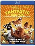 Fantastic Mr. Fox [Blu-ray] [2009]