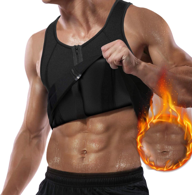 Women Hot Sweat Sauna Body Shaper Slimming Vest Yoga Thermo Neoprene Tank Top O