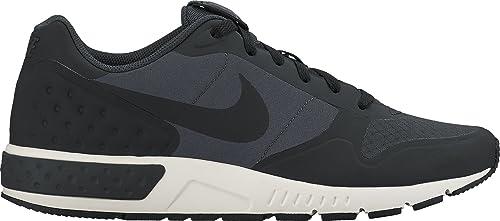 Nike Nightgazer LW, Zapatillas para Hombre, Gris (Anthracite/Black/Sail 002), 39 EU