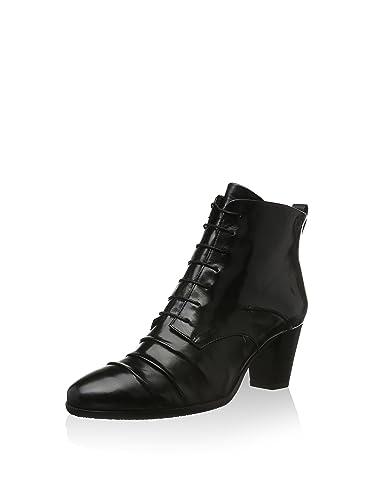Bottes Schwarz 100 G13202 schwarz Noir Femmes gaqnp6a